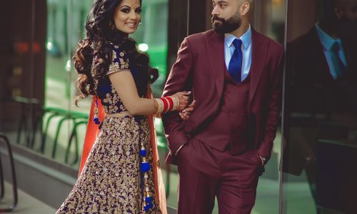 Jassi and Vinay's Elegant Indian Wedding