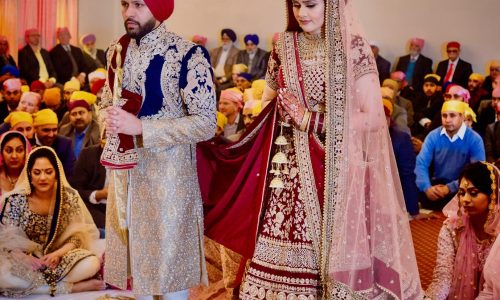 Sonia and Harpreet's Sikh Wedding